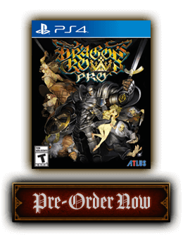 Dragon's Crown Pro | Official Site