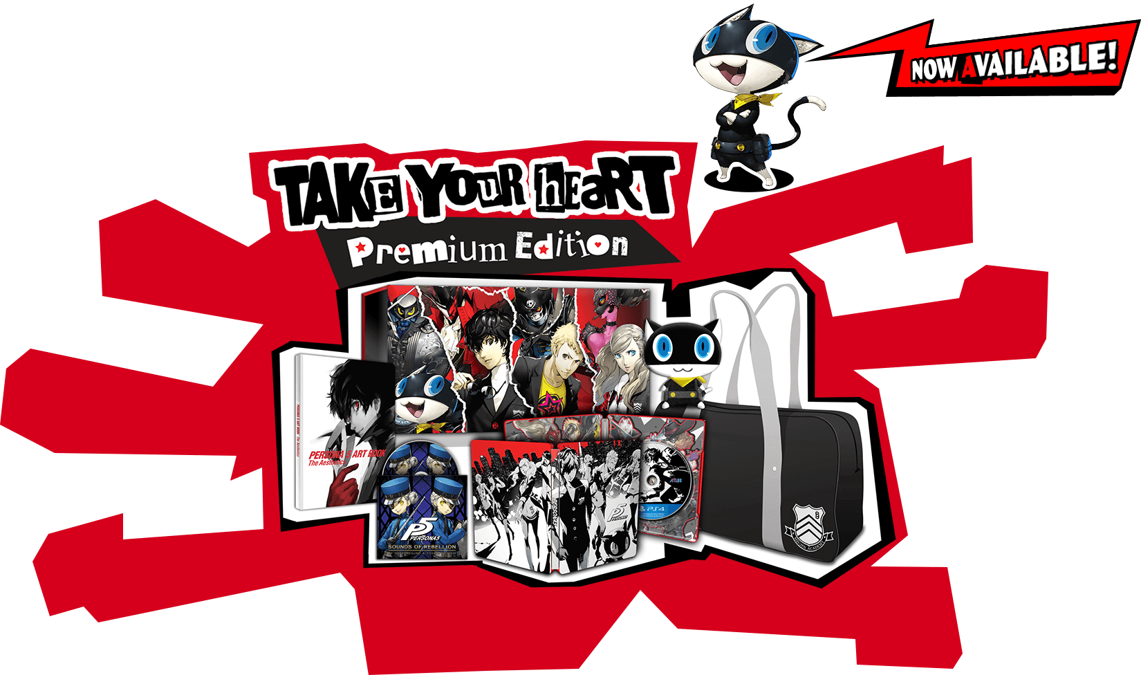 Persona 5 delayed but dual audio confirmed for PS4 and PS3